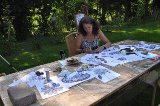 Workshop/demo schilderen in de natuur