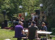 Brommelsfeest bij De Muzykpleats