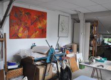 Open atelier en kunstexpo Herma van Wijk