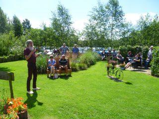 Jan de Boer vertelt het verhaal over Sterke Hearke