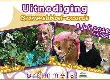 Brommelsbloei-excursie 8 juli, doe je mee?