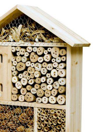Workshop insectenhotel maken (Ff 'n bakkie doen)