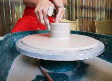 Workshop pottenbakken