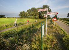 Cultuurhistorische fietsroute met audiotour Bûtenfjild