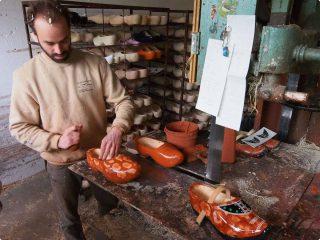 Scherjon's klompenmakerij en museum