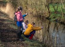 Kids ontdekken 'natuerlik ferskaat' met Kidzklix