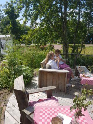 Open tuin streekbuorkerij Op'e Stâl